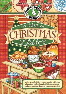Christmas Table Cookbook