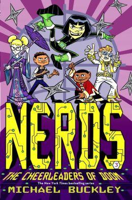 NERDS: Book Three: The Cheerleaders of Doom (enhanced ebook)