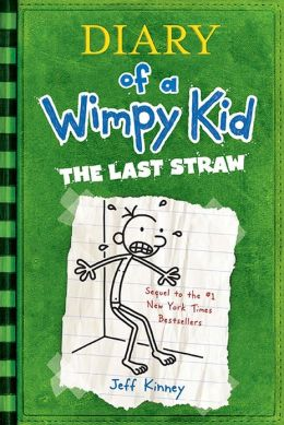 The Last Straw (Diary of a Wimpy Kid Series #3) (PagePerfect NOOK Book)
