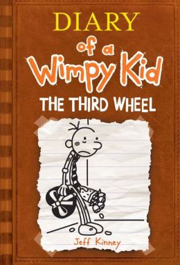 The Third Wheel (Diary of a Wimpy Kid Series #7) (PagePerfect NOOK Book)