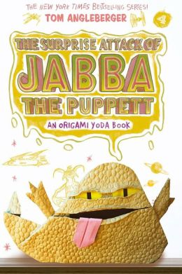 The Surprise Attack of Jabba the Puppett (Origami Yoda Series #4) (PagePerfect NOOK Book)