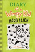 Book Cover Image. Title: Hard Luck (Diary of a Wimpy Kid Series #8) (PagePerfect NOOK Book), Author: Jeff Kinney