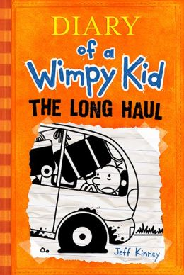 The Long Haul (Diary of a Wimpy Kid Series #9)