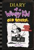 Book Cover Image. Title: Old School (Diary of a Wimpy Kid Series #10) (PagePerfect NOOK Book), Author: Jeff Kinney