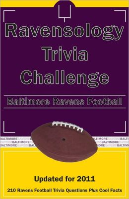 Ravensology Trivia Challenge: Baltimore Ravens Football