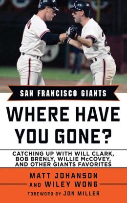 San Francisco Giants: Where Have You Gone?