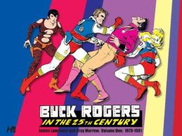 Buck Rogers in the 25th Century: The Gray Morrow Years, Volume 1 (1979-1981)