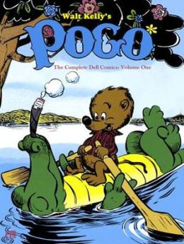 Walt Kelly's Pogo: The Complete Dell Comics, Volume 1