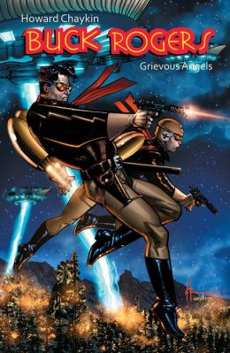 Buck Rogers in 25th Century, Volume 1: Grievous Angels