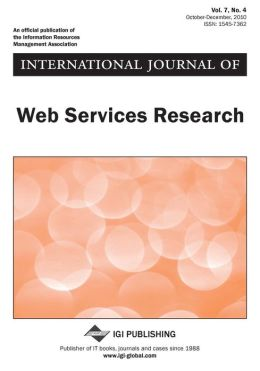 International Journal of Web Services Research, Issue 1