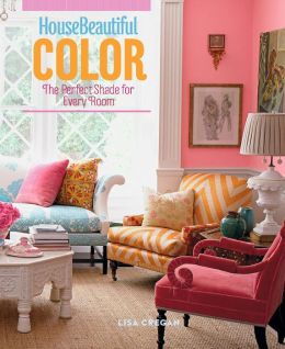 House Beautiful Color: The Perfect Shade for Every Room (PagePerfect NOOK Book)