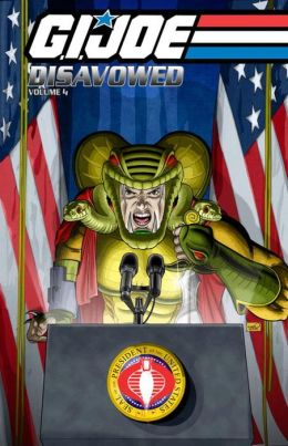 G.I. Joe: Disavowed, Volume 4