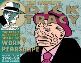 Complete Chester Gould's Dick Tracy, Volume 12