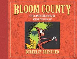 Bloom County: The Complete Library, Volume 4