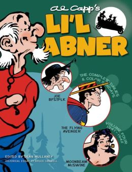 Li'l Abner, Volume 4