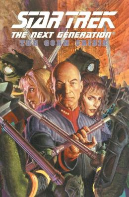 Star Trek Classics: The Next Generation: The Gorn Crisis