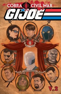 G.I. Joe: Cobra Civil War, Volume 2
