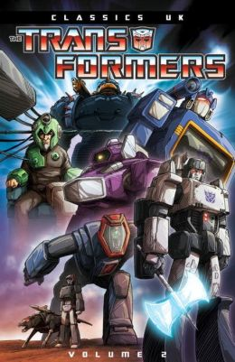 Transformers Classics UK, Volume 2