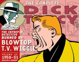 Complete Chester Gould's Dick Tracy, Volume 13