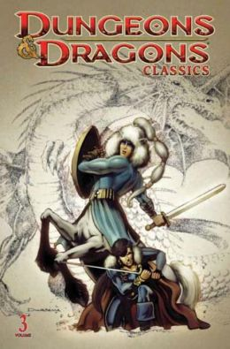 Dungeons and Dragons Classics, Volume 3