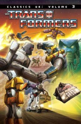 Transformers Classics UK, Volume 3