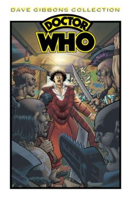 Doctor Who: Dave Gibbons Collection