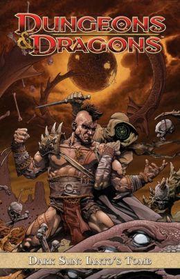 Dungeons & Dragons: Dark Sun: Ianto's Tomb
