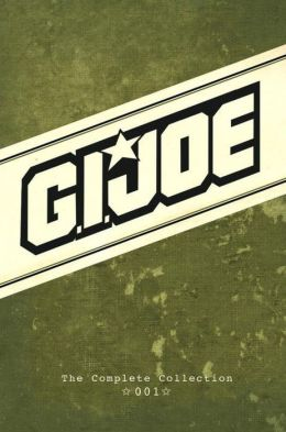 G.I. JOE: The Complete Collection, Volume 1