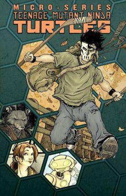 Teenage Mutant Ninja Turtles: Micro-Series, Volume 2