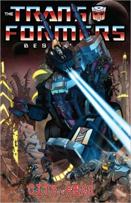 Transformers: Classics - Best of UK - City of Fear