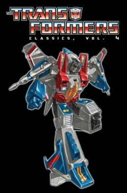 Transformers Classics, Volume 4