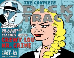 Complete Chester Gould's Dick Tracy, Volume 14