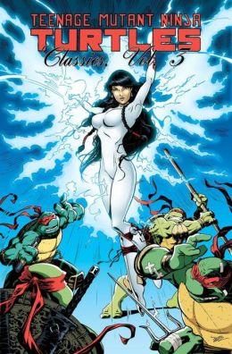 Teenage Mutant Ninja Turtles Classics, Volume 3