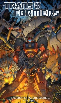 Transformers: Robots in Disguise, Volume 2
