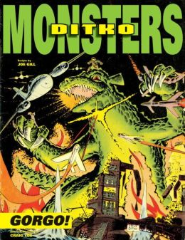 Steve Ditko's Monsters, Volume 1: Gorgo
