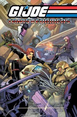 G.I. JOE / Transformers, Volume 3