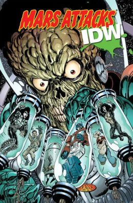 Mars Attacks IDW