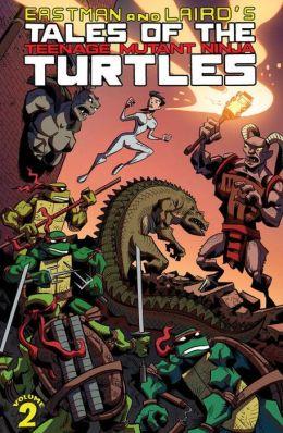 Tales of the Teenage Mutant Ninja Turtles, Volume 2