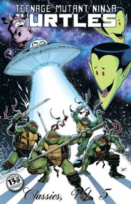 Teenage Mutant Ninja Turtles Classics, Volume 5