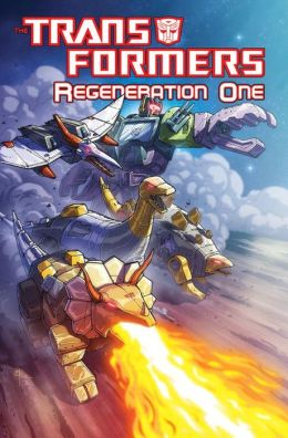 Transformers: Regeneration One, Volume 2