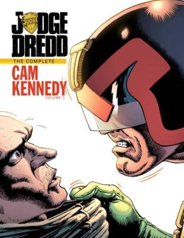Judge Dredd: The Cam Kennedy Collection, Volume 1