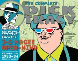 Complete Chester Gould's Dick Tracy, Volume 15