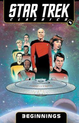 Star Trek Classics, Volume 4: Beginnings