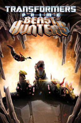 Transformers Prime: Beast Hunters, Volume 1