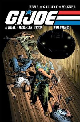 G.I. JOE: A Real American Hero, Volume 8