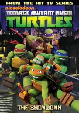 Teenage Mutant Ninja Turtles Animated, Volume 3: The Showdown
