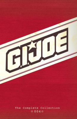 G.I. JOE: The Complete Collection, Volume 4