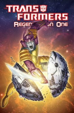 Transformers: Regeneration One, Volume 3