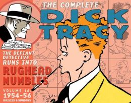 Complete Chester Gould's Dick Tracy, Volume 16