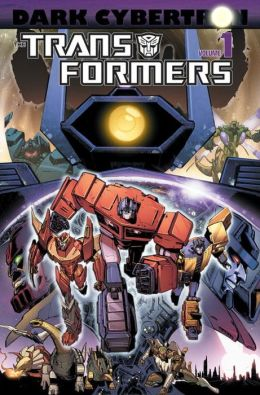 Transformers: Dark Cybertron, Volume 1